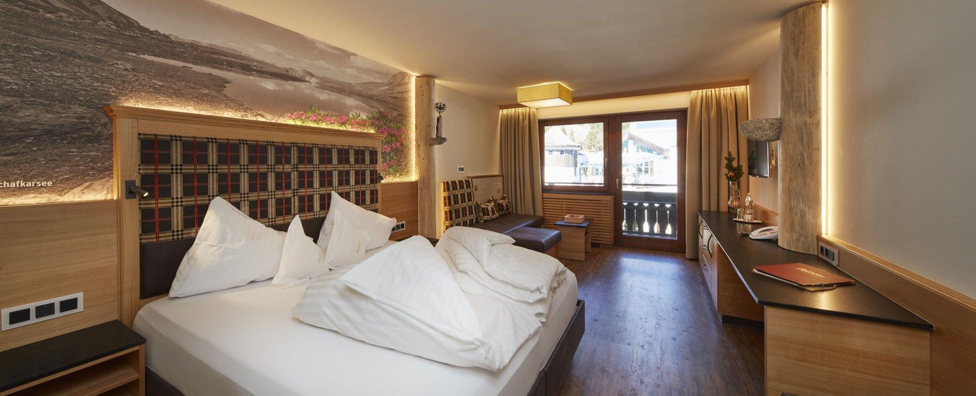 Wellnesshotel Alpenrose Lechtal Tirol