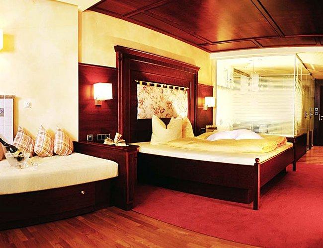 Mehrbettzimmer Alpenrose Deluxe Hotel Lechtal