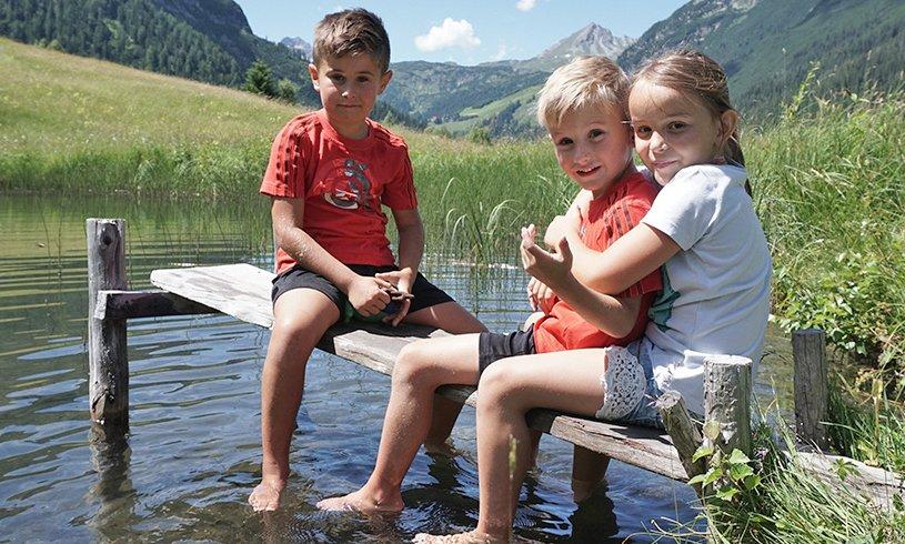 Sommerurlaub Hotel Alpenrose Lechtal Tirol