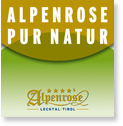[Translate to en:] Alpenrose Pur Natur